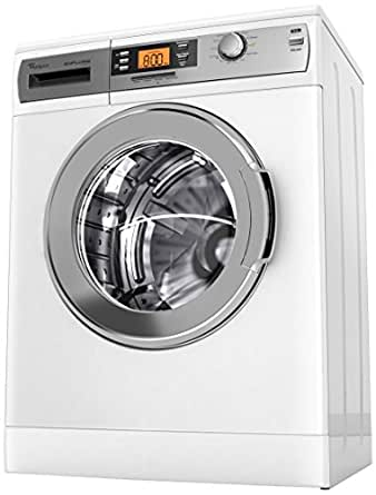 Whirlpool Explore 1055 LCW Fully-automatic Front-automatic Washing Machine (5.5 Kg, White)