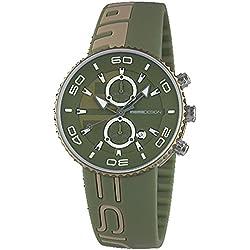 Reloj hombre Jet Aluminium Crono MD4187AL-111