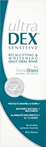 Ultradex Sensitive Recalcifying and Whitening Daily Oral Rinse