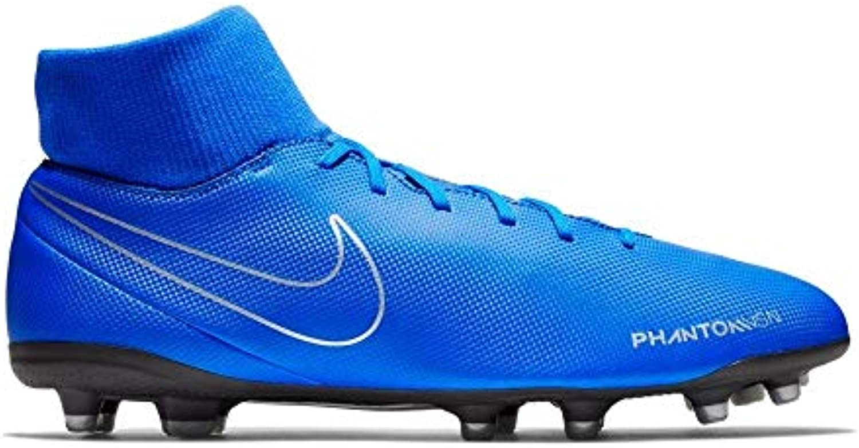 Nike Phantom VSN Club DF FG MG Scarpa Calcio blu | Louis, in dettaglio  | Uomo/Donne Scarpa