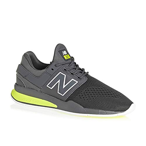 New Balance 247 Shoe Men's Casual 9.5 Magnet Solar Yellow