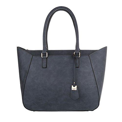 14515092921eb Taschen Handtasche Modell Nr2 Grau