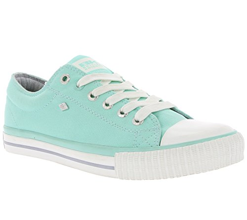 British Knights Master lo – Low-Top da uomo sneakers Mint