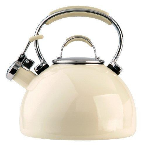 Prestige 50559 - Hervidor de Acero, 2 l, Color Crema