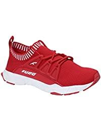 Furo (By Red Chief) L9006 809 Red Running Shoes For Women - 6 (UK/India)