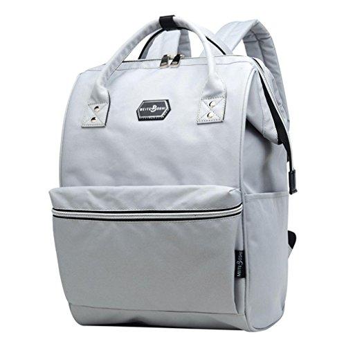 F@Personalisierte Retro großen Männer im Freien Leinwand Reisetasche / Art und Weise Schulterbeutel meters white