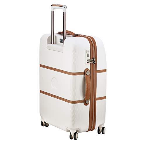 DELSEY PARIS CHATELET AIR Luxus Trolley / Koffer 67cm mit gratis Schuhbeutel und Wäschebeutel 4 Doppelrollen TSA Schloss - 10