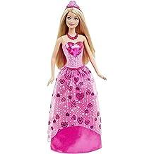 Barbie DHM53 - Principessa Delle Pietre Preziose