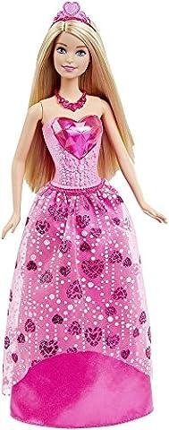 Barbie - DHM53 - Princesse - Bijoux -