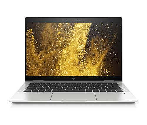 HP EliteBook x360 1030 G3 (13,3 Zoll/Full HD Touch HP SureView) Convertible Notebook (Intel Core i5-8250U, 8GB RAM, 256GB PCIe NVMe SSD, Intel UHD Grafik, Windows 10 Pro) silber + Eingabestift