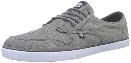 Element Herren Topaz Skateboardschuhe, Grau (Stone Chambray 4083), 46 EU