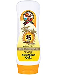 Australian Gold Spf#15 Lotion 237 ml Water Resistant Sunscreen