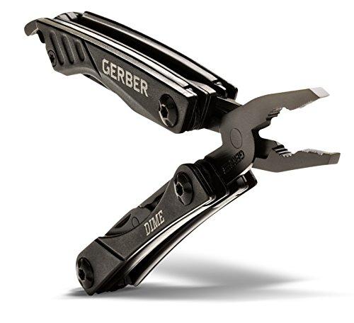 Gerber GE30-000469 Mini-Tool Dime, schwarz