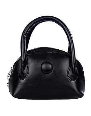 Belladona Women's & Girls' Handbag (POH_7_Black)