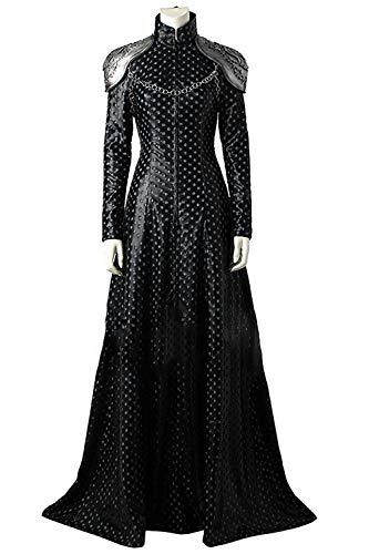 Thrones Kostüm Of Game Cersei - Game of Thrones 7 Got Cersei Lannister Cosplay Kostüm Damen XL