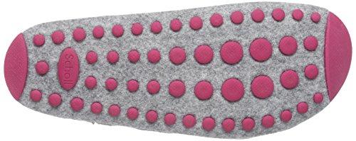 Scholl Spikey3 Grey, Chaussures de Claquettes femme Gris - Gris