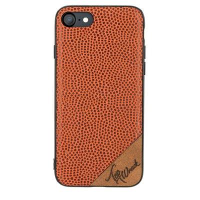 iPhone 6+/6S + 14cm Fall, Basketball Official Print 3D Texturierte, Schutzhülle (Basketball Iphone Fall)