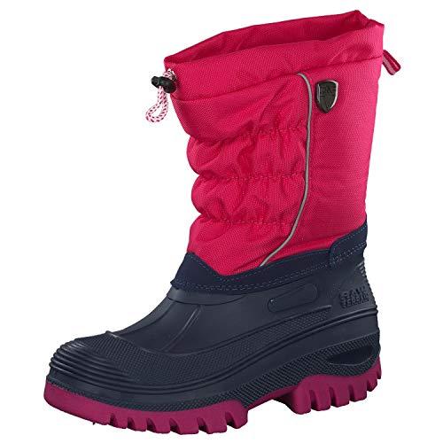 CMP Unisex-Kinder Hanki Bootsportschuhe, Pink (Strawberry B833), 33 EU