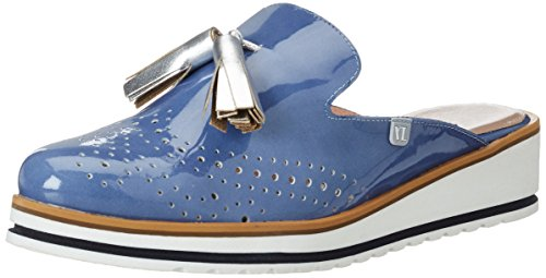 Vitti Love Damen 601-795 Slipper Blau (Regata)