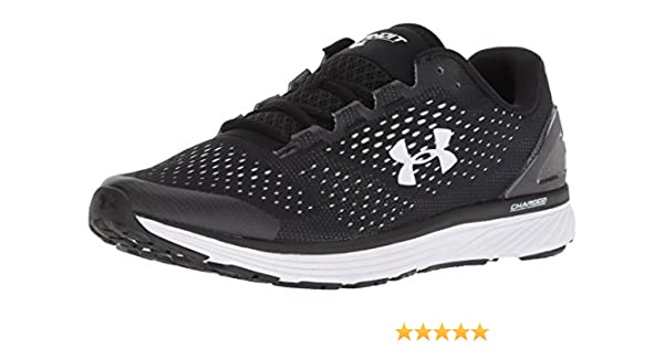 classic fit 3a9f8 65f4d Mens Charged Bandit 4 Running Shoes in Black