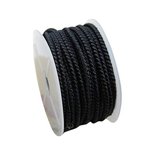 Da.Wa 1X Negro Escama Dragón Cuerda Fabricación