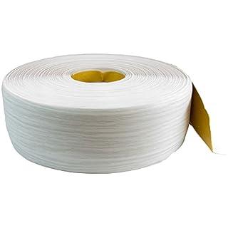 Weichsockelleiste selbstklebend Esche weiß 25m, Winkelleiste, Sockelleiste, MS008