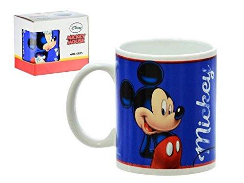 Tasse à thé céramique 9,5 x 8 cm motif mickey