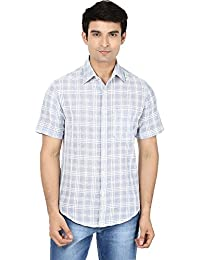 Reevolution Men's Cotton Shirts (MTPS310335B)