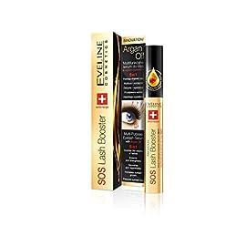 Eveline Cosmetics SOS Lash Booster–Sérum de croissance pour cils 5en 110ml