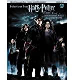 String Selections from Harry Potter and the Goblet of Fire: Violin, Book & CD (Paperback) - Common