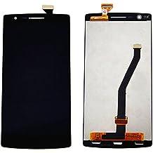Oneplus One 1+ A0001 Para LCD Pantalla Táctil de Digitalización Asamblea Pantalla de Recambio (Negro)