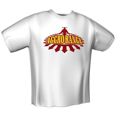 T-Shirt AGGRO Range white Gr. S [Edizione : Germania]