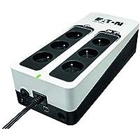 Onduleur Eaton 3S 550 FR - Off-line UPS - 3S550F - 550VA (6 prises FR) Noir/Blanc