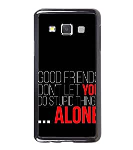 Fuson Designer Back Case Cover for Samsung Galaxy A5 (2015) :: Samsung Galaxy A5 Duos (2015) :: Samsung Galaxy A5 A500F A500Fu A500M A500Y A500Yz A500F1/A500K/A500S A500Fq A500F/Ds A500G/Ds A500H/Ds A500M/Ds A5000 (Caligraphy Friends Art Font India Indian)
