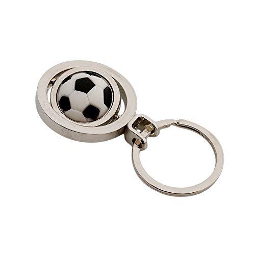 Hemore Schlüsselanhänger 2018 WM Weltmeisterschaft Fußball Glücksbringer Schlüssel Anhänger - Inspirierende Fußball