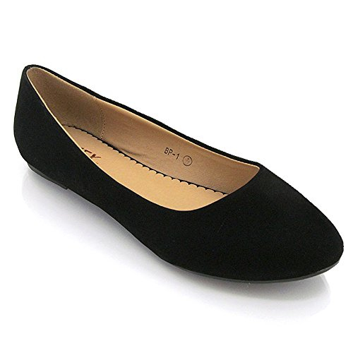 New Womens Flat Pumps Slip On Bow Detail Loafers Ladies Ballet Ballerina Dolly shoes B06WP72HDD