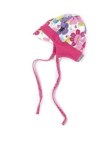 Sigikid Baby-Mädchen Mütze, Mehrfarbig (Mehrfarbig M), neugeboren (Herstellergröße: 46/48)