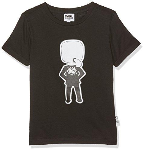 karl-lagerfeld-kid-z25071-t-shirt-bambino-nero-6-anni