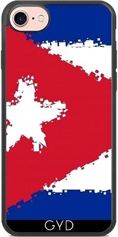 SilikonHülle für Iphone 7 / Iphone 8 - Kuba by Cadellin