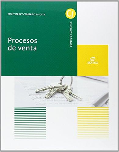 Procesos de venta (Ciclos Formativos) por Montserrat Cabrerizo Elgueta