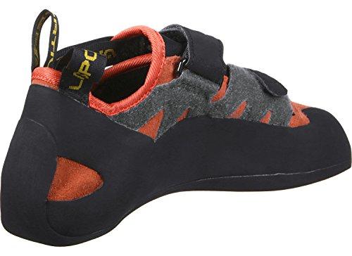 La Sportiva, Scarpe da arrampicata uomo nero arancione
