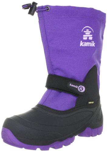 Kamik Unisex-Kinder Waterbug5g Schneestiefel Violett