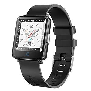 1,3-Zoll-Farbdisplay Blutdruck Pulsmesser Smart Watch Armband Cv16 Smartwatch