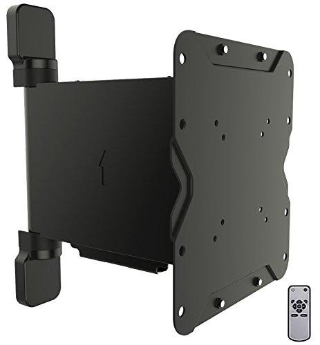 RICOO Motorisiert Wandhalterung TV Schwenkbar SE2522 Elektrisch Wand Halterung Fernseher Wandhalter Halter Flachbildschirm Monitorhalterungen Bildschirm Universal Fernsehhalterung VESA 75x75 200x200 (Tv Elektrisch Wandhalterung)