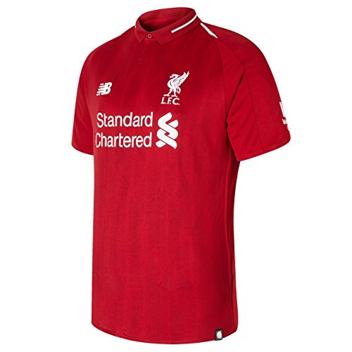 New Balance Herren LFC Home Supporters Jersey M Red Pepper