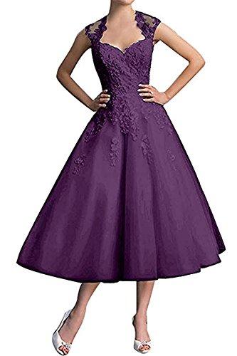 CLLA dress Elegant A-Line Abendkleider Spitzen Applikationen Ballkleider Elegant Brautkleid