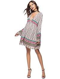 22e7cd45b702d2 Suchergebnis auf Amazon.de für: tunika tiefer ausschnitt - Kleider / Damen:  Bekleidung