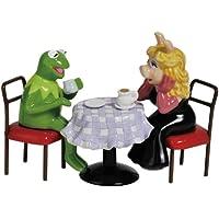 Muppets Kermit & Miss Piggy Coffee Date Salt & Pepper Shakers