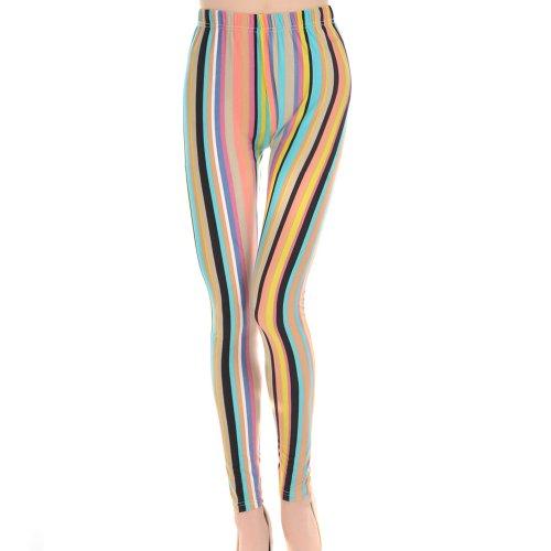 omo-women-rainbow-stripes-colorful-leggings-jegging-tights-pants