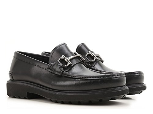 salvatore-ferragamo-hombres-de-cuero-negro-mocasines-numero-de-modelo-647690-glasgow-tamano-415-eu-7